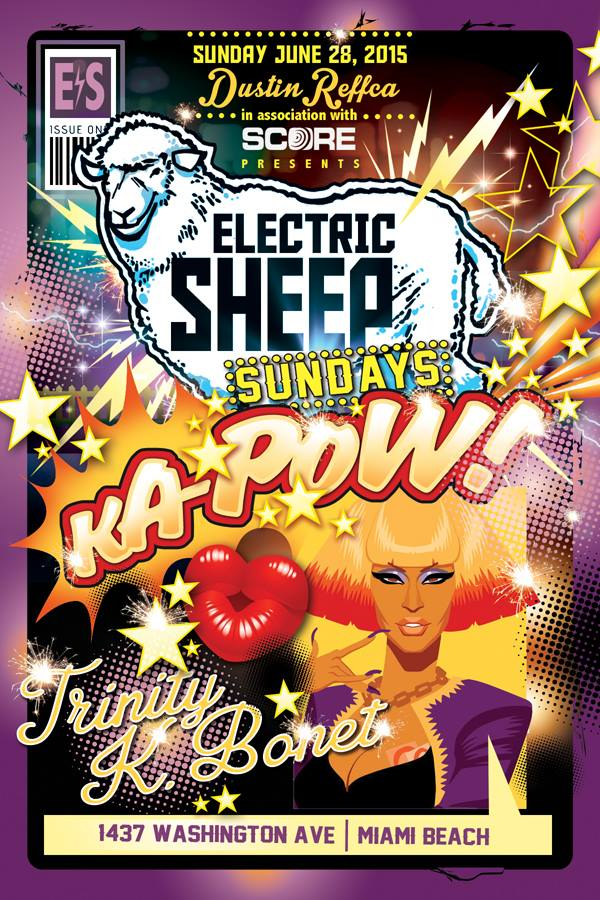 ELECTRIC SHEEP SUNDAYS
